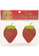 Edible Pasties - Strawberry