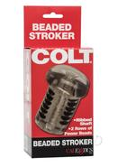 Colt Beaded Stroker Smoke