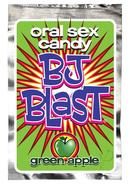 Bj Blast Oral Sex Candy - Green Apple