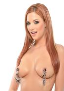 Fetish Fantasy Series Butterfly Nipple Clamps