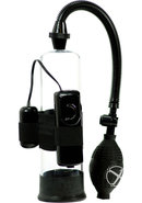 Linx Ultimate Power Penis Pump - Black